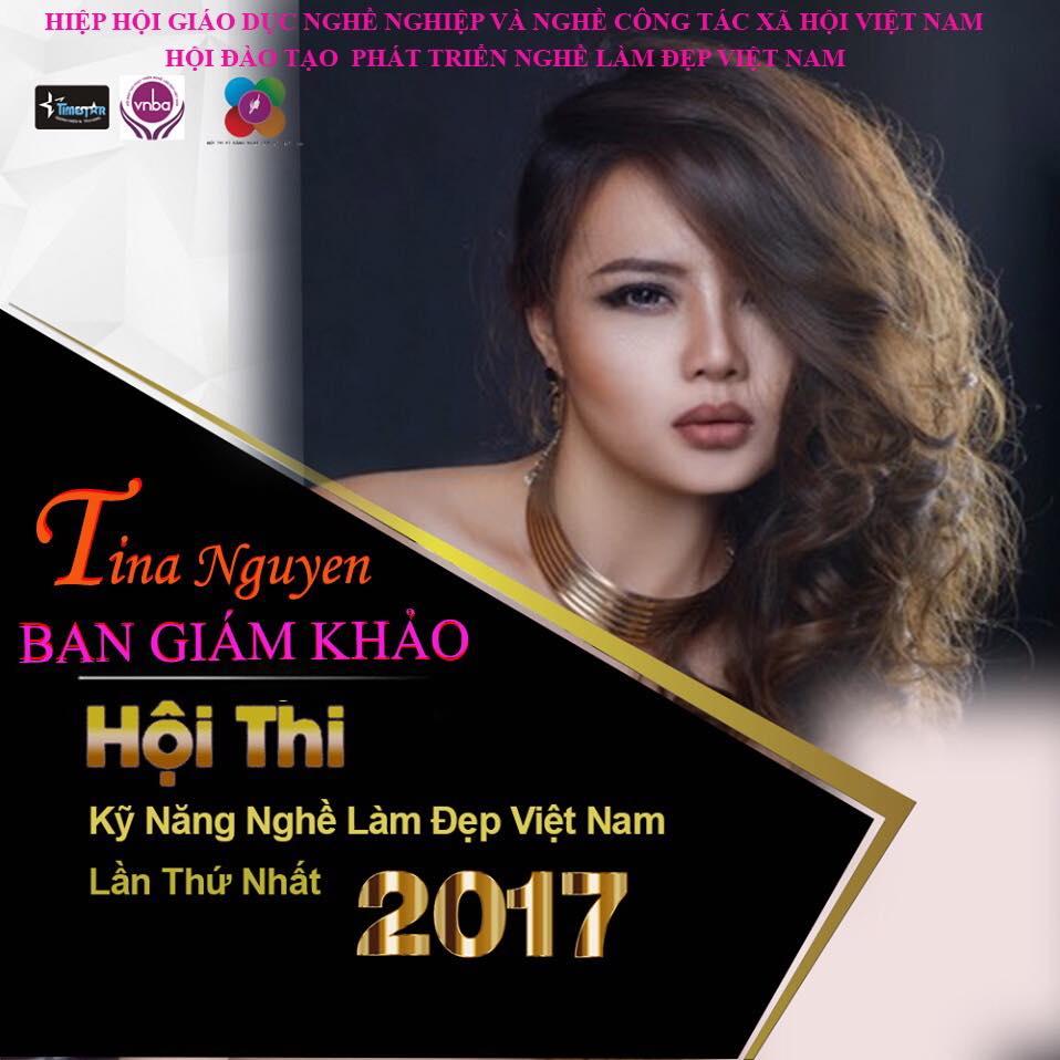 chuyen gia trang diem Nguyen Tina