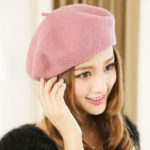 Winter-font-b-wool-b-font-font-b-BERET-b-font-HAT-female-warm-winter-autumn